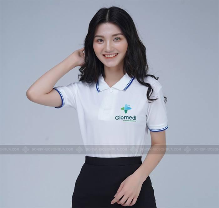 Áo đồng phục doanh nghiệp thể hiện được sự chuyên nghiệp của công ty