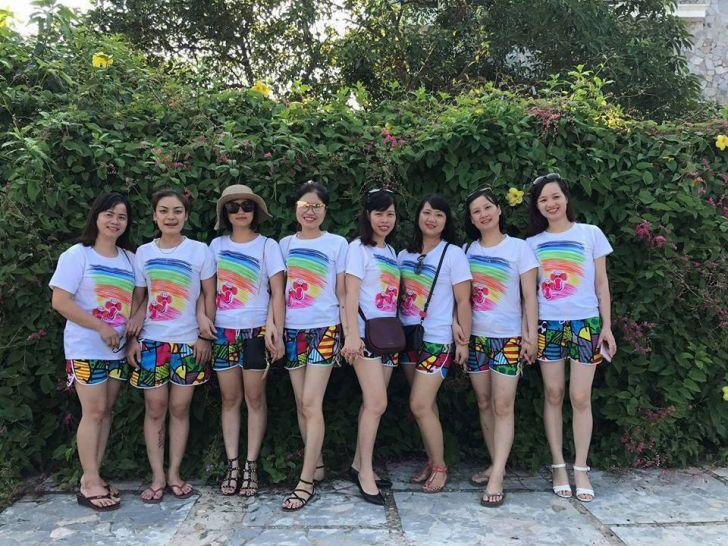 May áo thun đồng phục rẻ tại Bình Chánh, Long An, Vĩnh Long