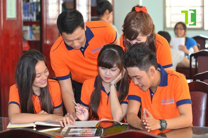 May áo thun đồng phục tại quận Tân Bình