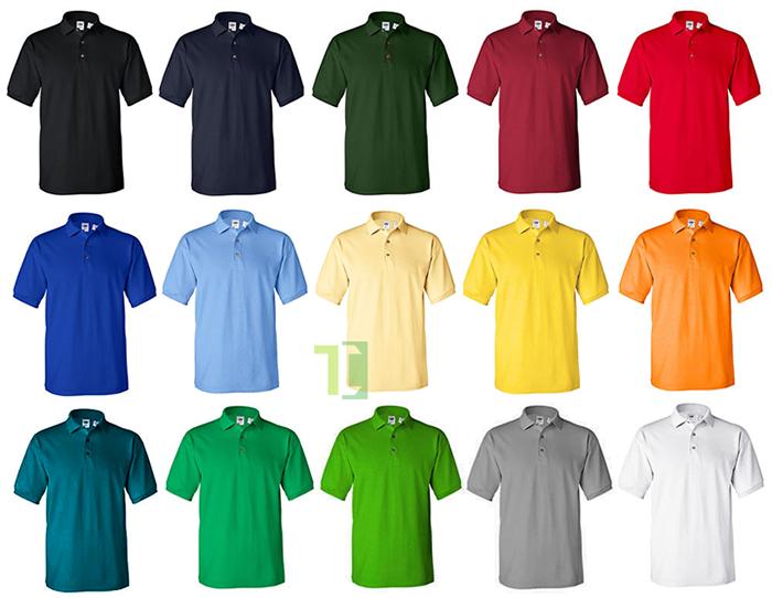 May đồng phục áo thun tại quận 9 -giá rẻ -chất lượng - uy tín