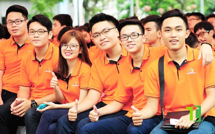 May đồng phục áo thun tại quận Tân Bình